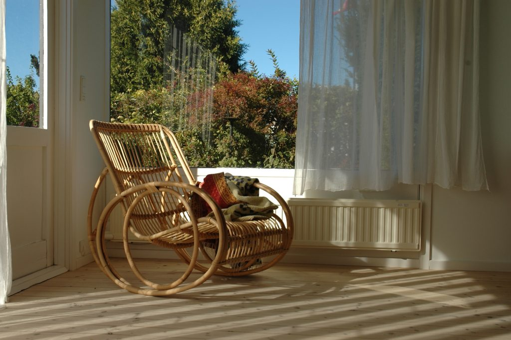 Image of the rocking chair The Waltz